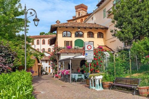 Restaurante en Barolo