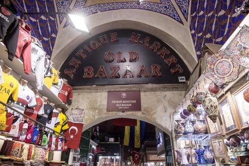 Gran Bazar de Estambul - Paolo Bona / Shutterstock.com