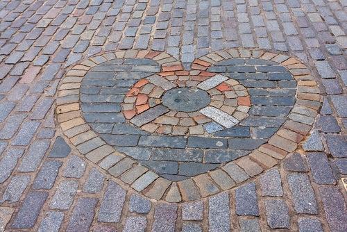 Corazón de Midlothian en Edimburgo