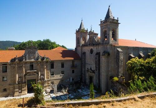 Monasterio de San Esteban de Sil