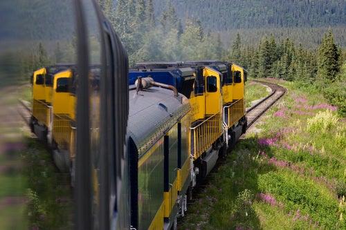 Tren de Alaska