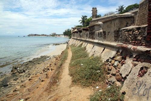 Fortaleza en Isla Margarita