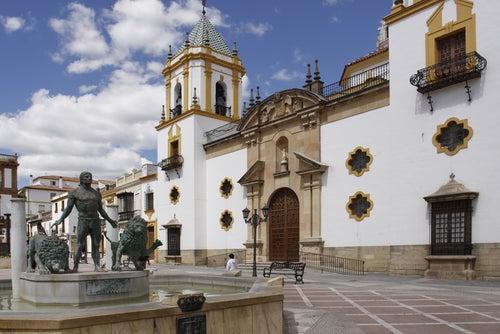 Plaza en Ronda