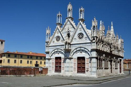 Santa Maria della Spina en Pisa