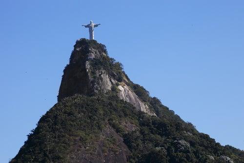 Cristo Redentor en el Corcovado
