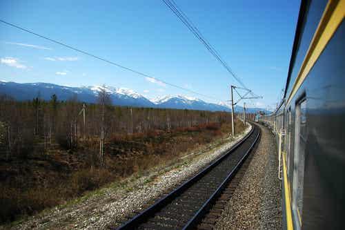 El Transiberiano, el tren más famoso del mundo