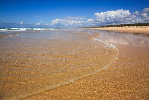 La Isla Fraser, un paraíso virgen