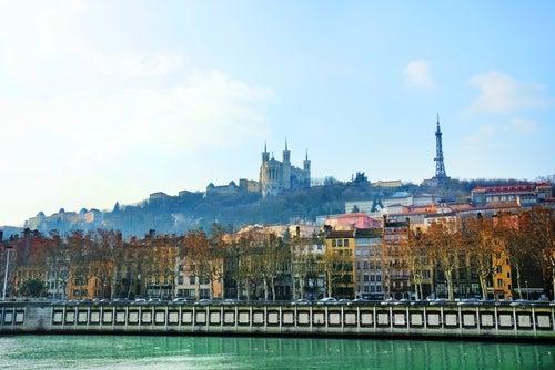 Otoño en Lyon