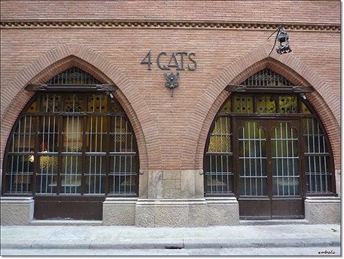 Cafetería Els 4 Gats