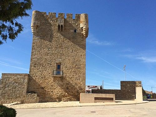 Castillo de Sobradillo en los Arribes