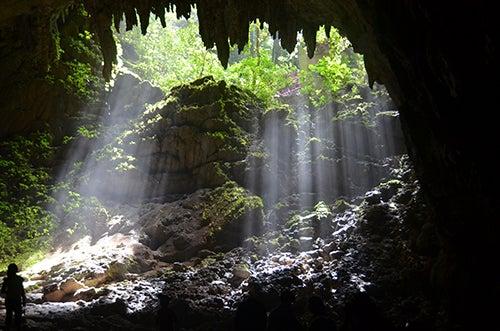 Cavernas de Camuy en Puerto Rico