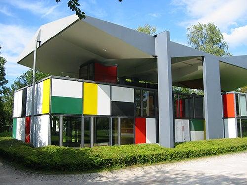 Centro Le Corbusier en Zurich