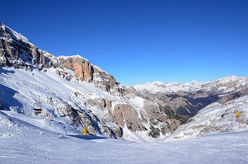 El invierno, una de las mejores épocas para viajar a Italia: Cortina D'Ámpezo
