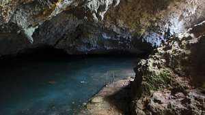 Cueva de Morgan en San Andrés