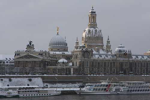 De viaje navideño por Dresden
