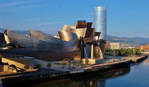 Conoce el Museo Guggenheim en Bilbao