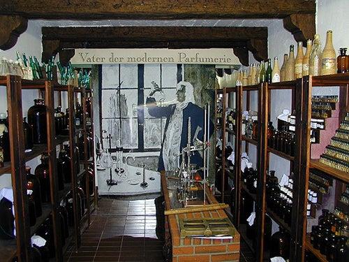 Museo del perfume de Colonia