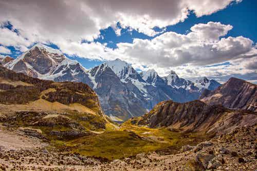 Los hermosos paisajes de Huánuco en Perú