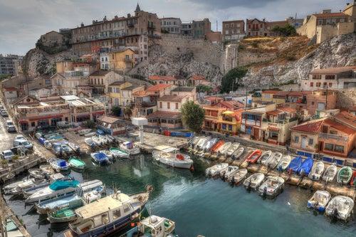 10 rincones escondidos de Marsella