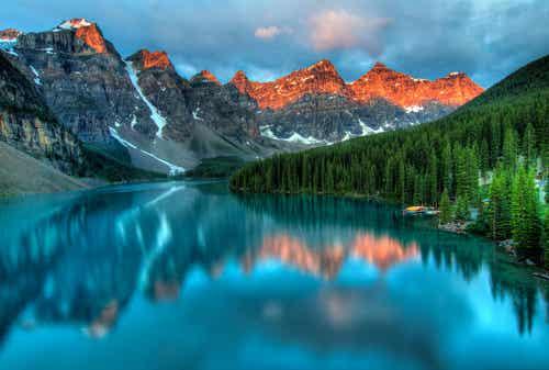 Los paisajes impresionantes de Canadá