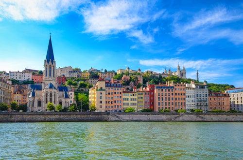 Lyon, una de las más bonitas ciudades francesas