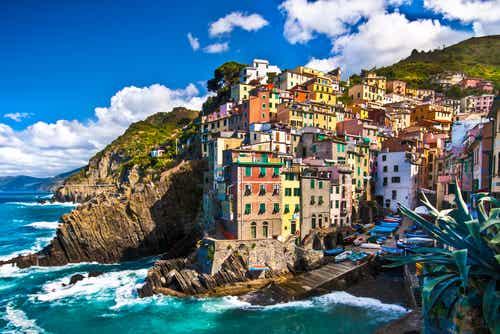 Cinco Villas en Italia