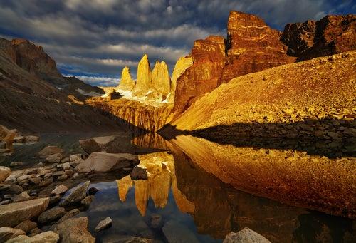 Picos en Torres del Painé