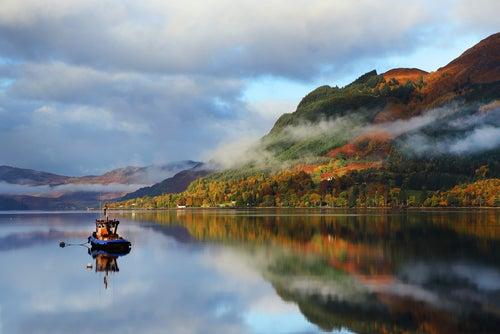Tierras Altas de Escocia, inspiradoras y maravillosas