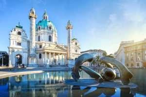 Iglesia de San Carlos, sitios de Viena