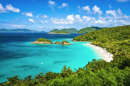 Islas Vírgenes en Puerto Rico