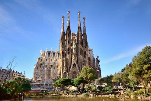 Sagrada Familia de Gaudi