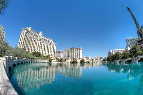 Hotel Bellagio en Las Vegas
