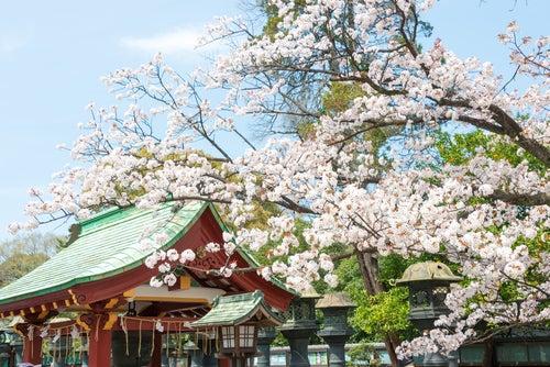 Ueno Park en Tokio