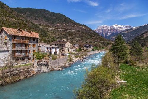 El Pirineo aragonés, belleza natural