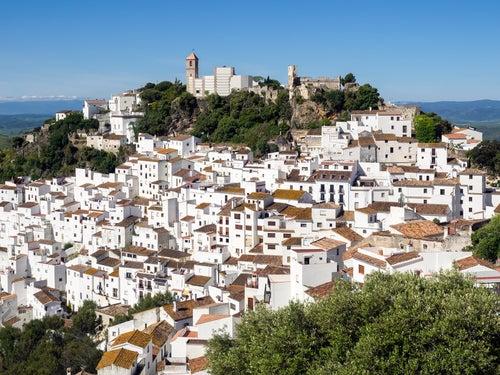 Los pueblos blancos de Andalucía, belleza rural
