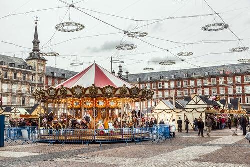 6 mercados de Navidad en España