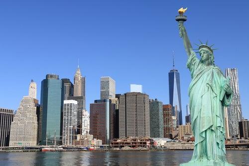 Vista de Nueva York