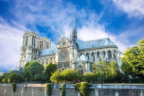 Catedral de Notre Dame en París