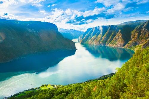 Fiordo de los Sueños en Noruega