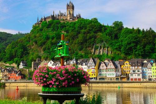 Cochem en Alemania