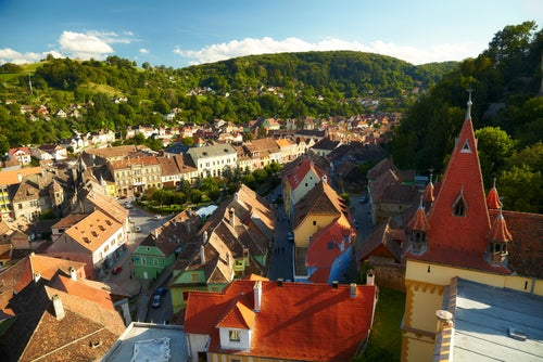 Vista de Sighisoara