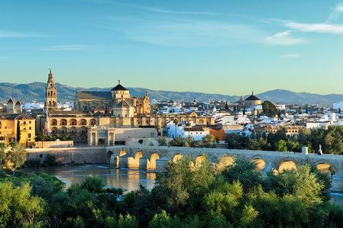 Vista de Córdoba