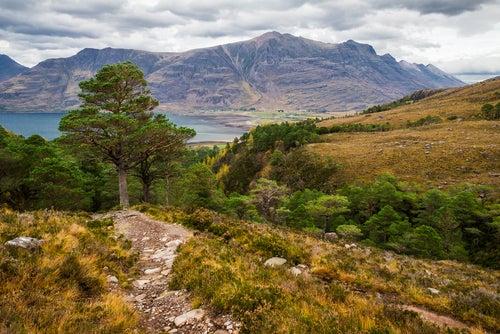 Wester Ross en las Tierras Altas escocesas