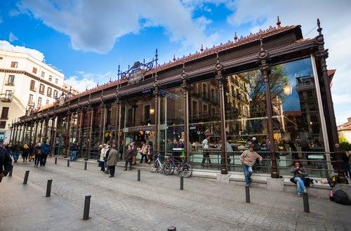 Conoce el mercado de San Miguel de Madrid