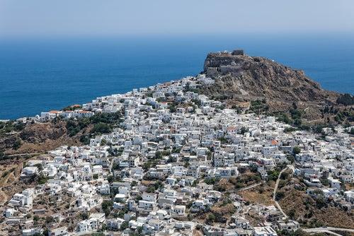 Isla griega de Skyros