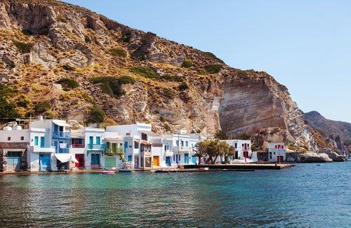 Isla griega de Milos