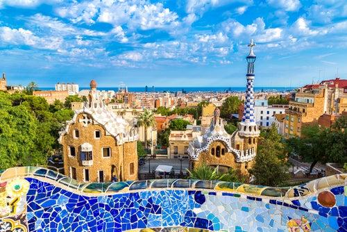 Conocemos la Barcelona de Gaudí