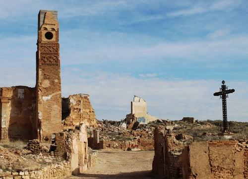 Belchite, España - Alba Jimenez Aranda