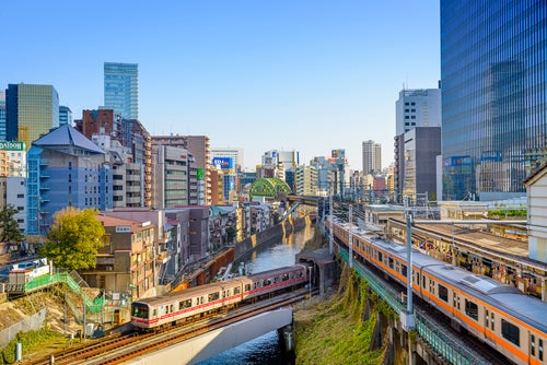 Consejos para moverse en Tokio