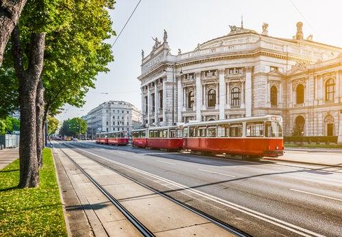 Ringstrasse en Viena
